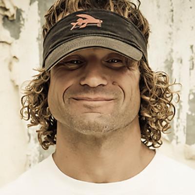 Jeff Denholm portrait
